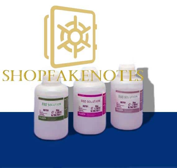 ssd chemical solution price