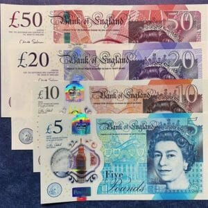 Fake British Pounds for Sale Online