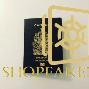 fake canadian passport for sale