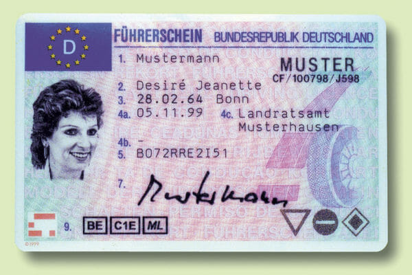looking for where to buy german driver's license