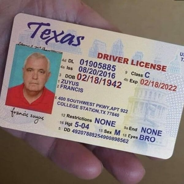 driver's license for sale online