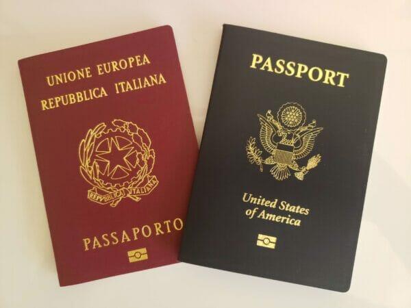 Buy Authentic Italian Passports Online