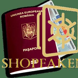 Where to buy fake romanian passport