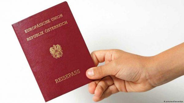 Buy Austria Passport Online