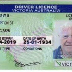 fake australian drivers license generator