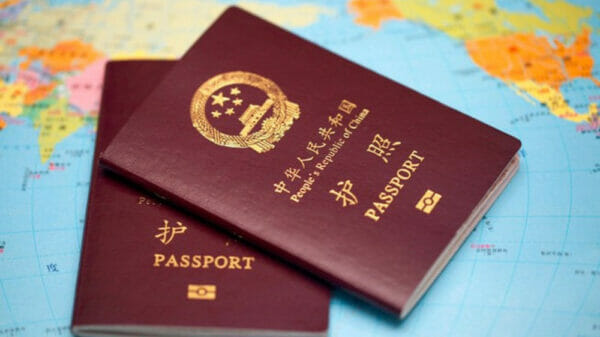 Buy Chinese Passport