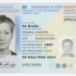 Buy Netherland Identity cards