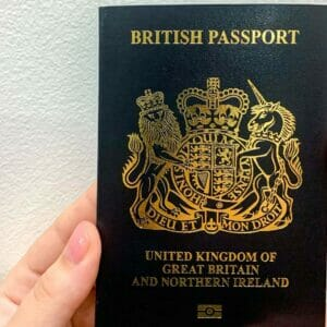 Buy Original UK Passport