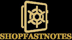 shopfastnotes logo