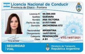 Fake Driving License